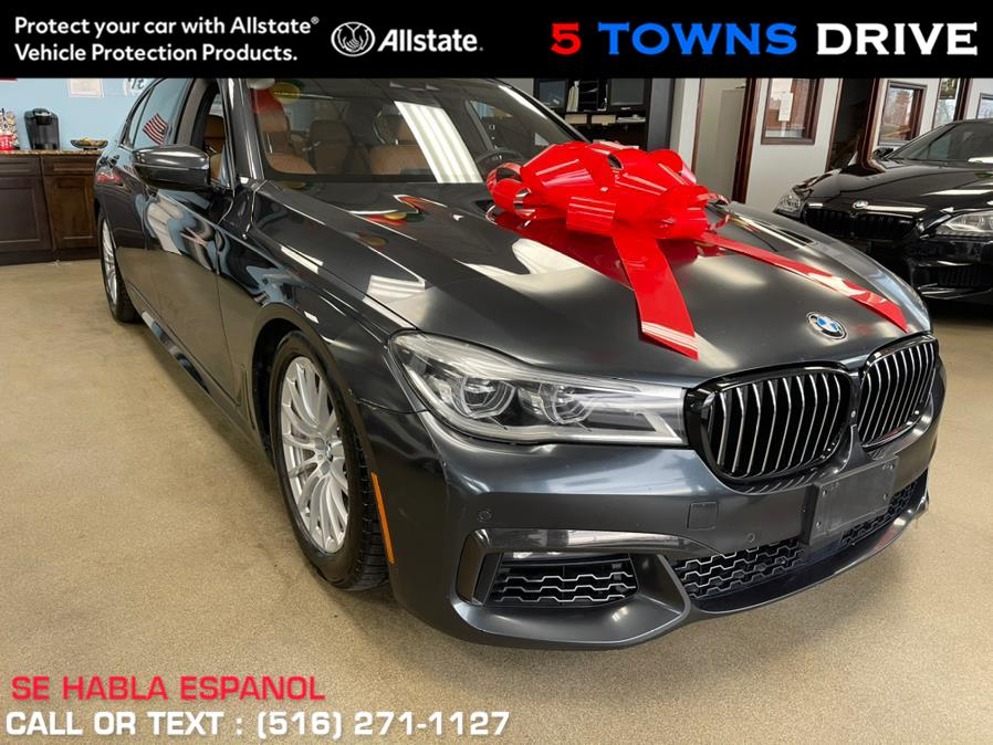 Used BMW 7 Series 4dr Sdn 750i xDrive AWD 2016 | 5 Towns Drive. Inwood, New York