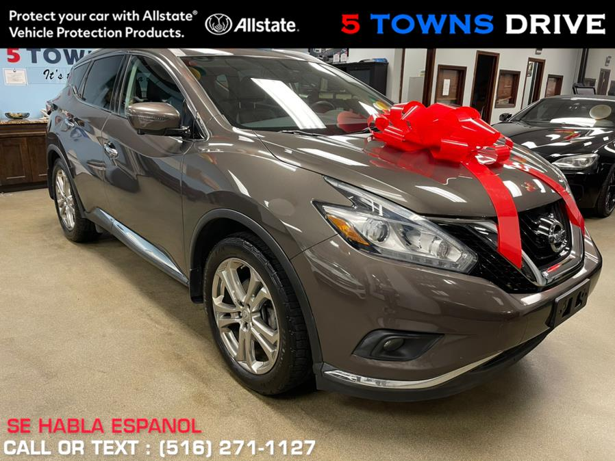 Used 2016 Nissan Murano Platinum in Inwood, New York | 5 Towns Drive. Inwood, New York