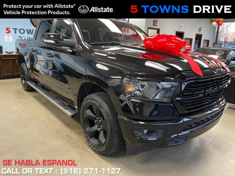 "Used Ram 1500 Big Horn/Lone Star 4x4 Crew Cab 5''7"" Box 2019 