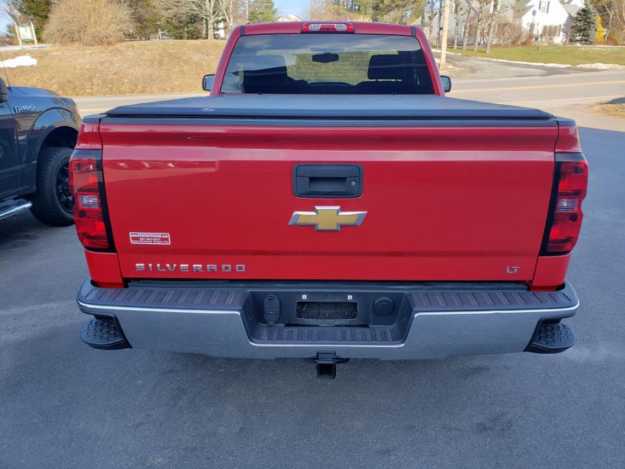 "Used Chevrolet Silverado 1500 4WD Reg Cab 119.0"" LT w/1LT 2014 | Pray's Auto Sales . Bangor , Maine"