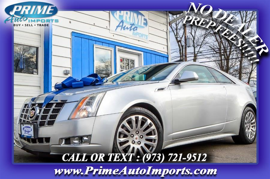 Used 2013 Cadillac CTS Coupe in Bloomingdale, New Jersey | Prime Auto Imports. Bloomingdale, New Jersey