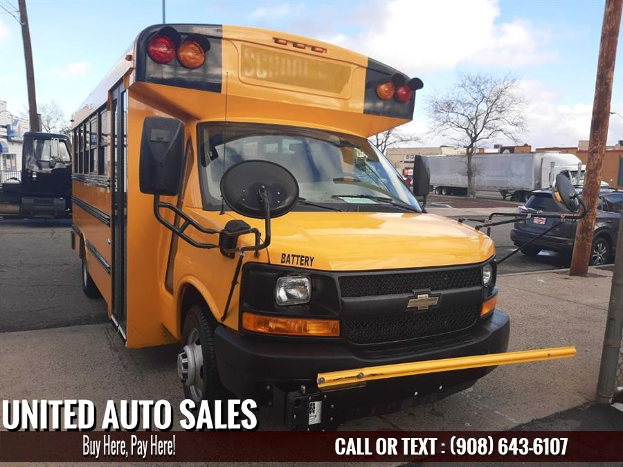 Used 2017 Chevrolet School Bus in Newark, New Jersey | United Auto Sale. Newark, New Jersey