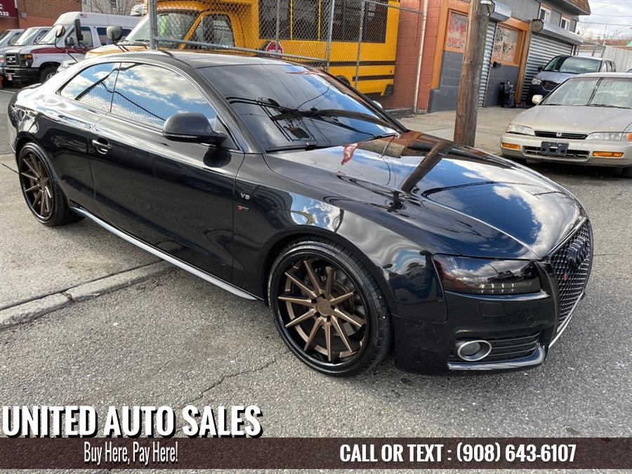 Used 2008 Audi S5 in Newark, New Jersey | United Auto Sale. Newark, New Jersey