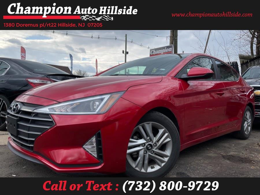 Used 2020 Hyundai Elantra in Hillside, New Jersey | Champion Auto Hillside. Hillside, New Jersey