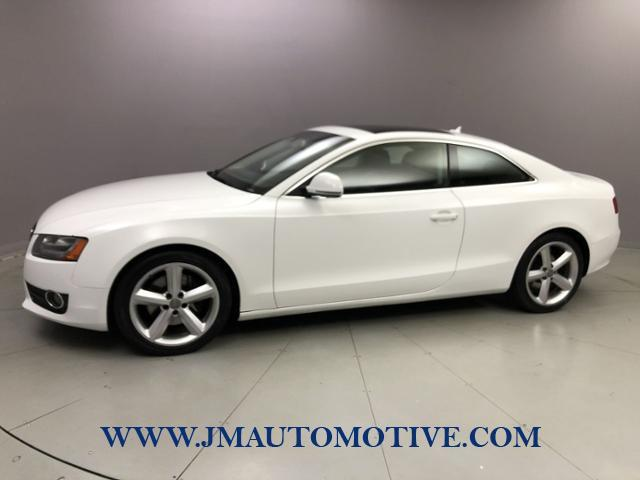 Used 2009 Audi A5 in Naugatuck, Connecticut | J&M Automotive Sls&Svc LLC. Naugatuck, Connecticut