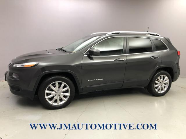 Used 2016 Jeep Cherokee in Naugatuck, Connecticut | J&M Automotive Sls&Svc LLC. Naugatuck, Connecticut