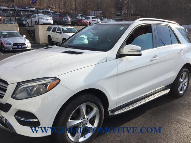 Used 2016 Mercedes-benz Gle in Naugatuck, Connecticut | J&M Automotive Sls&Svc LLC. Naugatuck, Connecticut