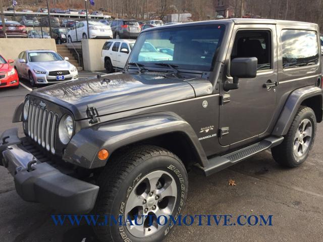 Used 2016 Jeep Wrangler in Naugatuck, Connecticut | J&M Automotive Sls&Svc LLC. Naugatuck, Connecticut