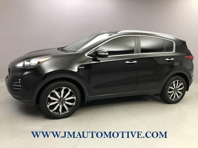 Used 2018 Kia Sportage in Naugatuck, Connecticut | J&M Automotive Sls&Svc LLC. Naugatuck, Connecticut