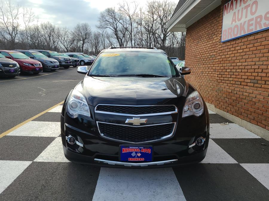 Used Chevrolet Equinox AWD 4dr LTZ 2012 | National Auto Brokers, Inc.. Waterbury, Connecticut