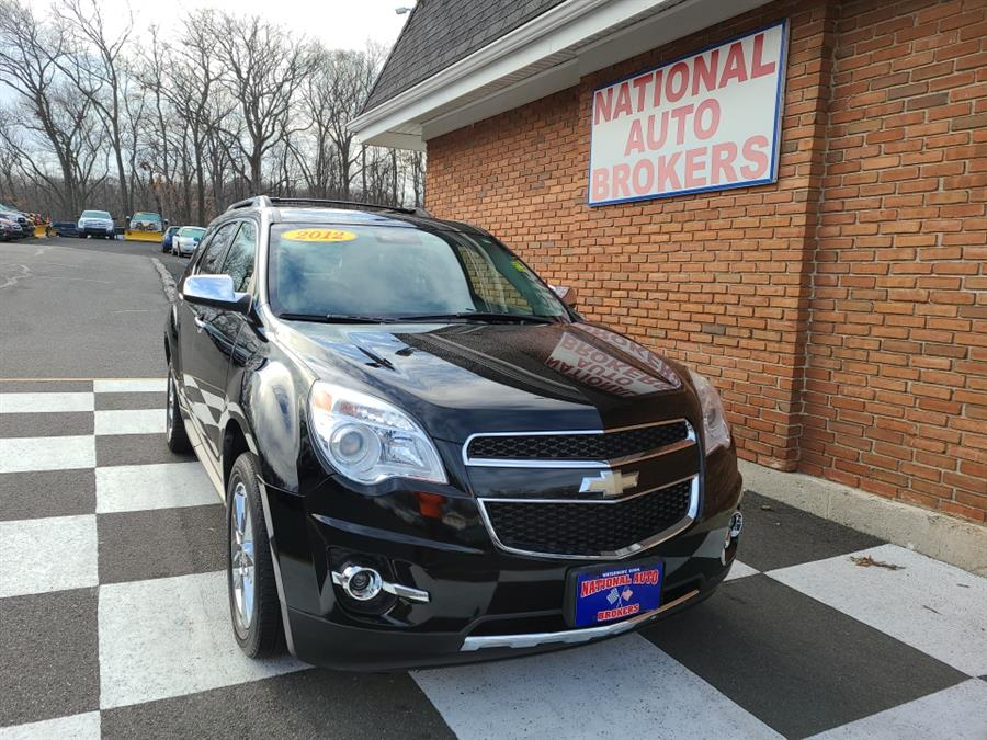 Used 2012 Chevrolet Equinox in Waterbury, Connecticut | National Auto Brokers, Inc.. Waterbury, Connecticut