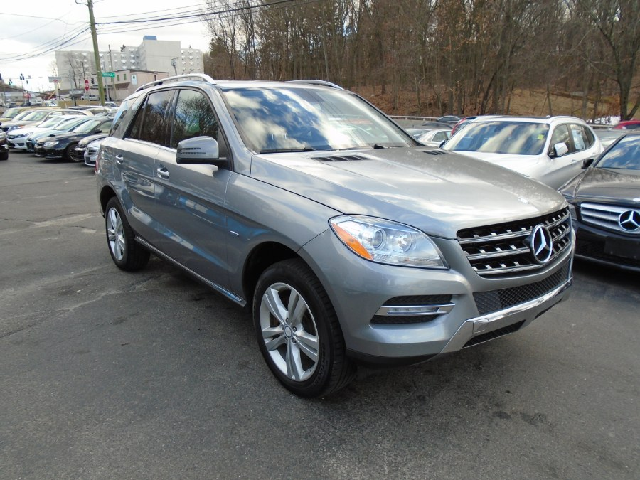 Used Mercedes-Benz M-Class 4MATIC 4dr ML350 2012 | Jim Juliani Motors. Waterbury, Connecticut
