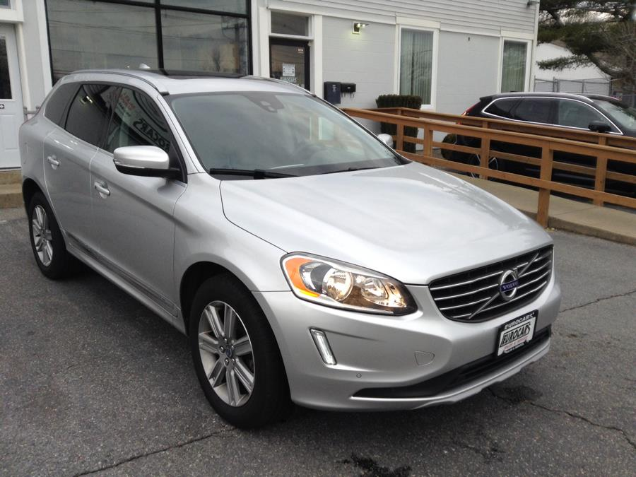 Used Volvo XC60 AWD 4dr T6 *Ltd Avail* 2016 | Eurocars Plus. Groton, Connecticut