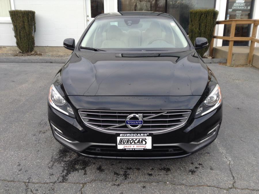 Used Volvo S60 T5 FWD Inscription 2017 | Eurocars Plus. Groton, Connecticut