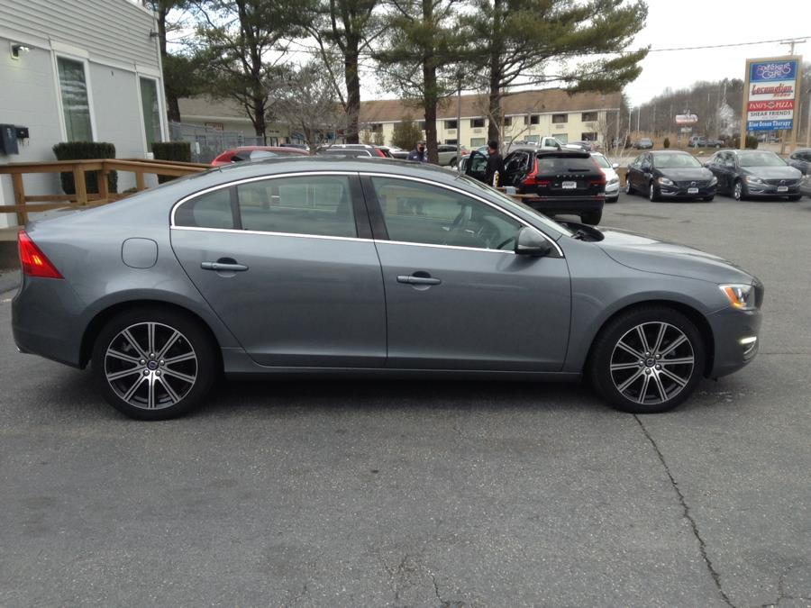 Used Volvo S60 T5 FWD Inscription 2018 | Eurocars Plus. Groton, Connecticut