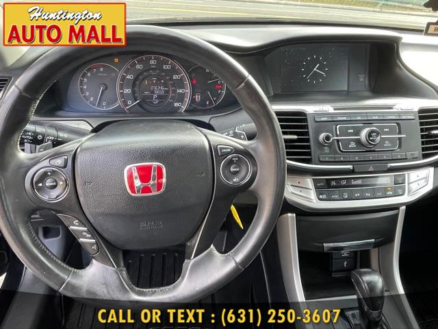 Used Honda Accord Sdn 4dr I4 CVT Sport 2013   Huntington Auto Mall. Huntington Station, New York
