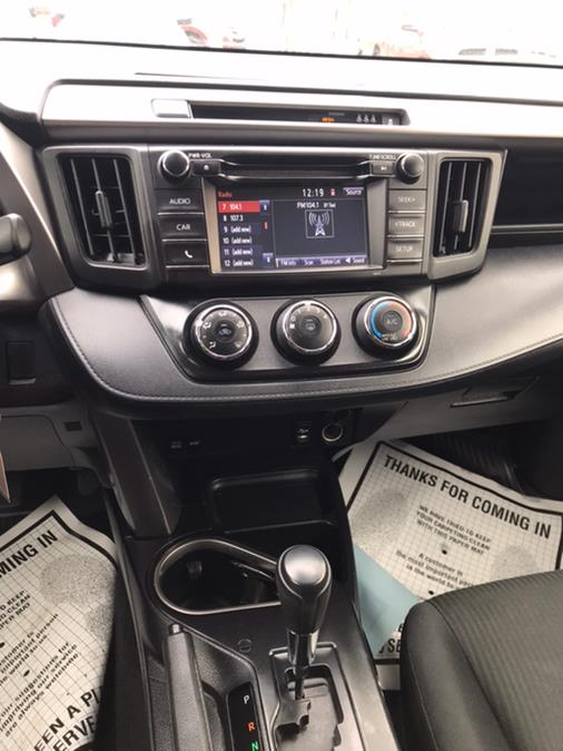 Used Toyota RAV4 LE FWD 2017   Affordable Motors Inc. Bridgeport, Connecticut