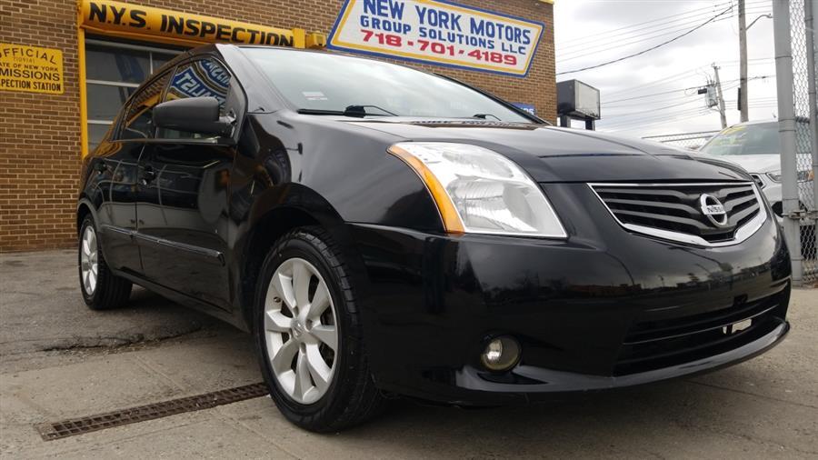Used Nissan Sentra 4dr Sdn I4 CVT 2.0 SL 2012 | New York Motors Group Solutions LLC. Bronx, New York