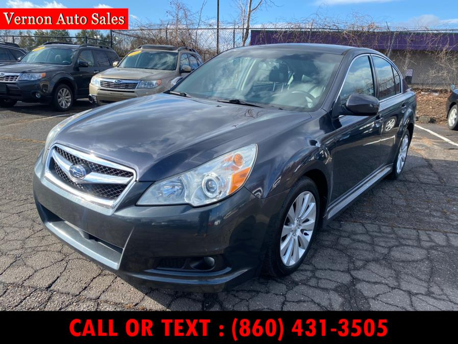 Used 2011 Subaru Legacy in Manchester, Connecticut | Vernon Auto Sale & Service. Manchester, Connecticut
