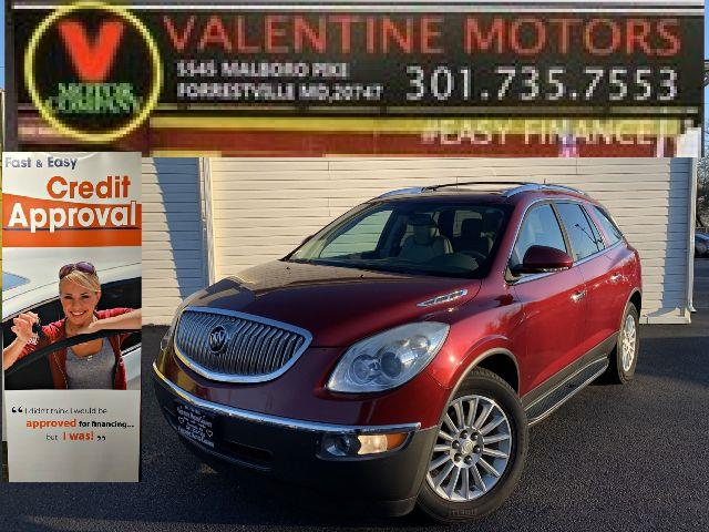 Used Buick Enclave CXL-1 2011 | Valentine Motor Company. Forestville, Maryland
