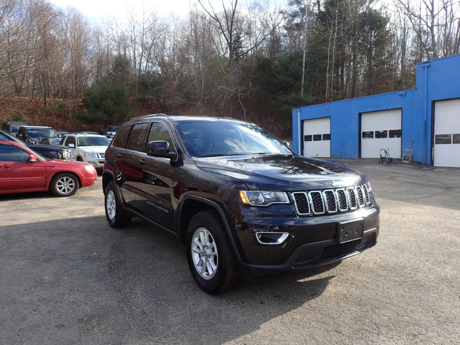 Used Jeep Grand Cherokee Laredo 2018 | Eagleville Motors. Storrs, Connecticut