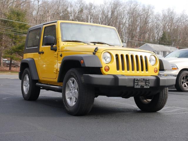 Used Jeep Wrangler X 2008 | Canton Auto Exchange. Canton, Connecticut
