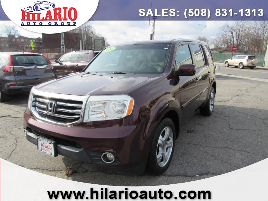 Used 2014 Honda Pilot in Worcester, Massachusetts | Hilario's Auto Sales Inc.. Worcester, Massachusetts
