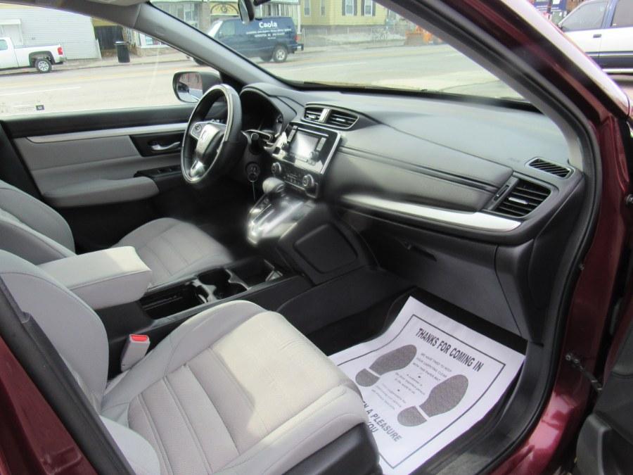 Used Honda CR-V LX 2018 | Hilario's Auto Sales Inc.. Worcester, Massachusetts