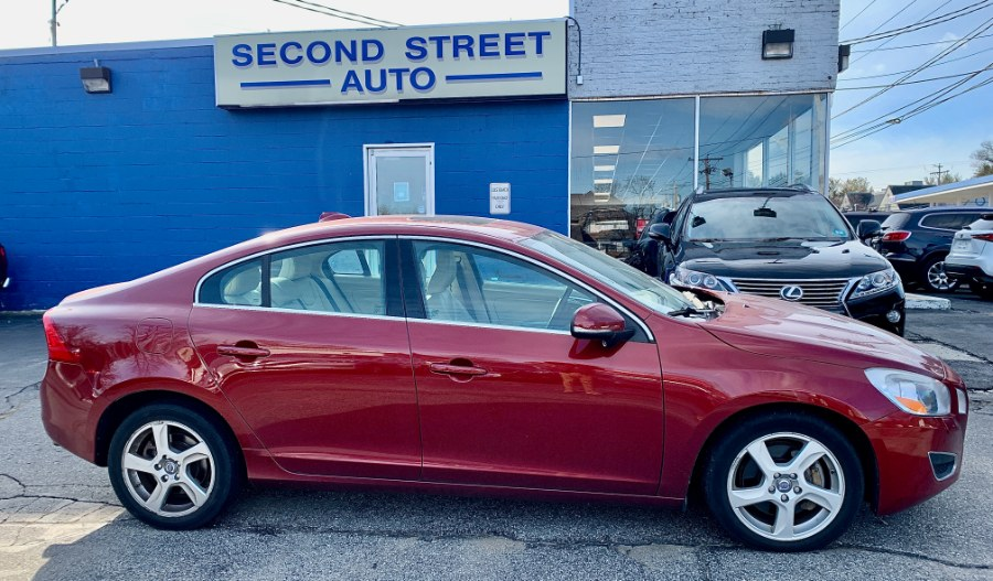 Used 2013 Volvo S60 in Manchester, New Hampshire | Second Street Auto Sales Inc. Manchester, New Hampshire
