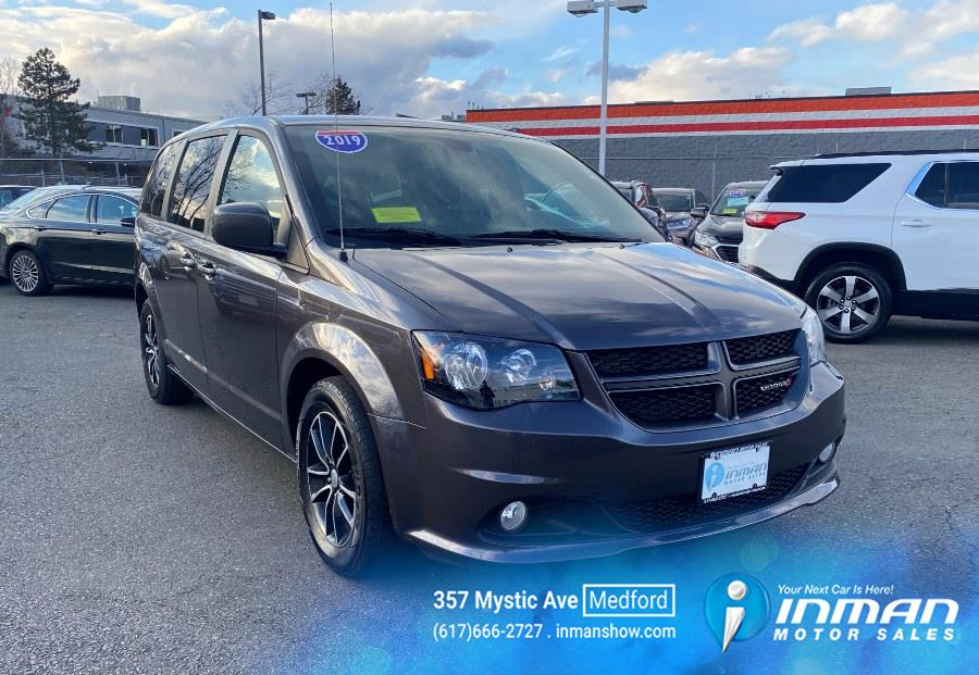 Used 2019 Dodge Grand Caravan in Medford, Massachusetts | Inman Motors Sales. Medford, Massachusetts