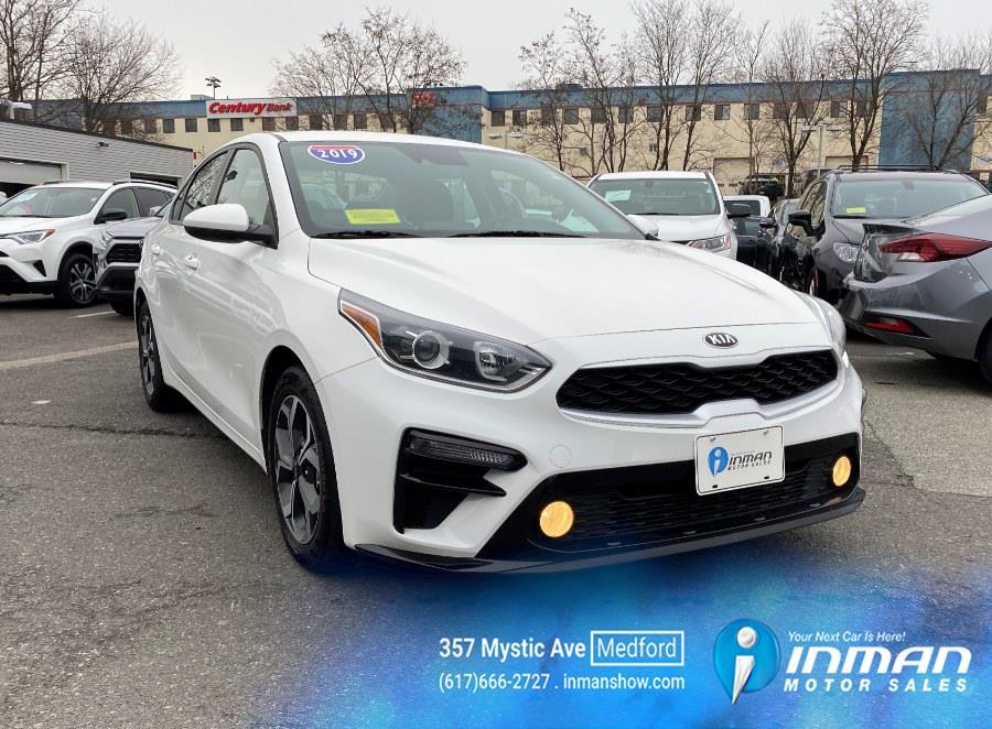Used Kia Forte LXS IVT 2019 | Inman Motors Sales. Medford, Massachusetts