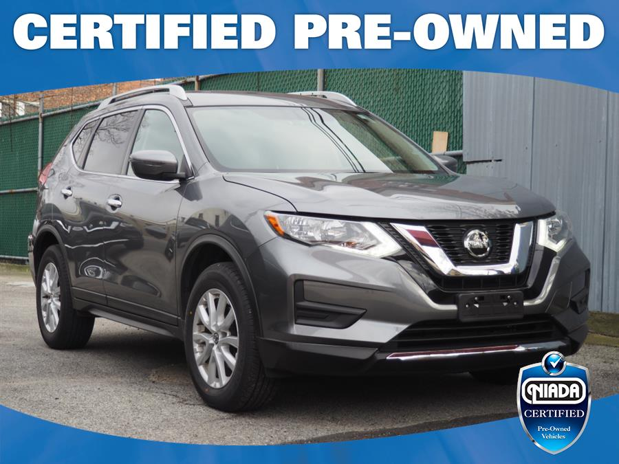 Used 2018 Nissan Rogue in Jackson Heights, New York | Connection Auto Sales Inc.. Jackson Heights, New York