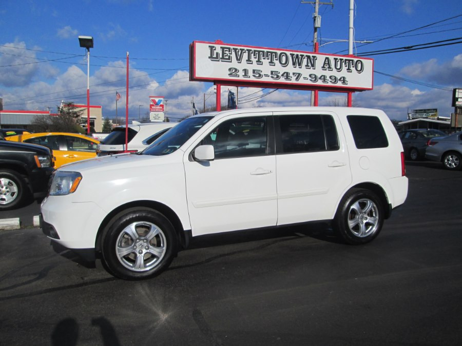 Used 2013 Honda Pilot in Levittown, Pennsylvania | Levittown Auto. Levittown, Pennsylvania