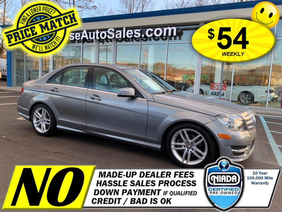 Used 2012 Mercedes-Benz C-Class in Rosedale, New York | Sunrise Auto Sales. Rosedale, New York