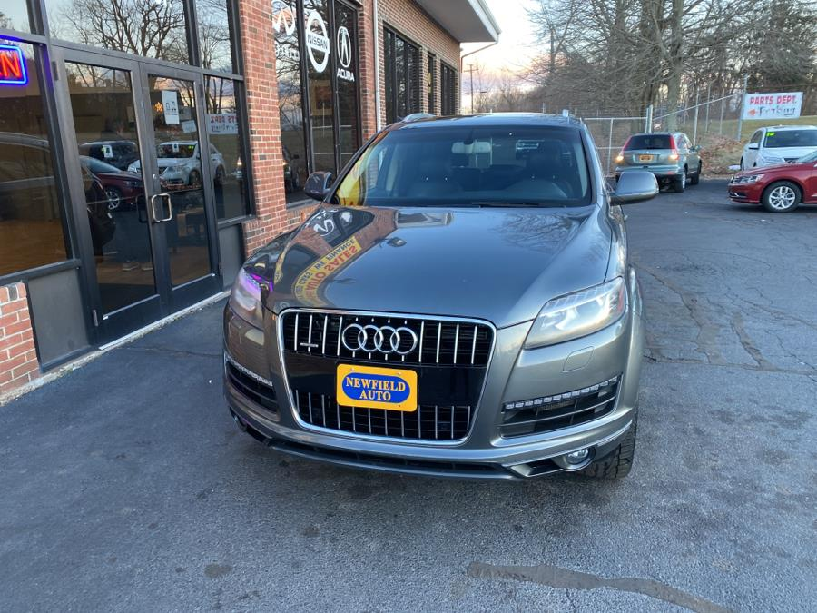 Used 2014 Audi Q7 in Middletown, Connecticut | Newfield Auto Sales. Middletown, Connecticut