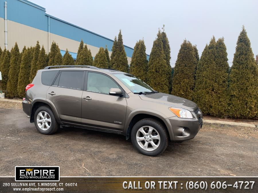 Used 2011 Toyota RAV4 in S.Windsor, Connecticut | Empire Auto Wholesalers. S.Windsor, Connecticut