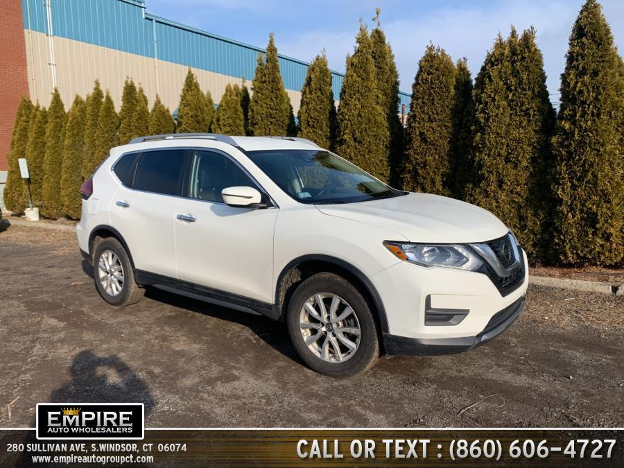 Used Nissan Rogue AWD SV 2019 | Empire Auto Wholesalers. S.Windsor, Connecticut