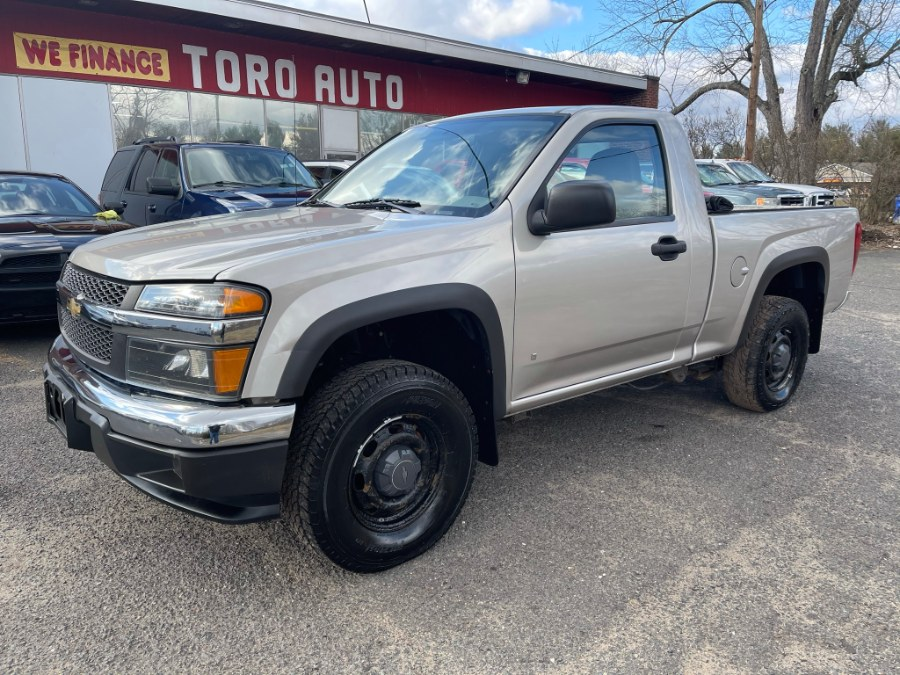 Used 2008 Chevrolet Colorado in East Windsor, Connecticut | Toro Auto. East Windsor, Connecticut