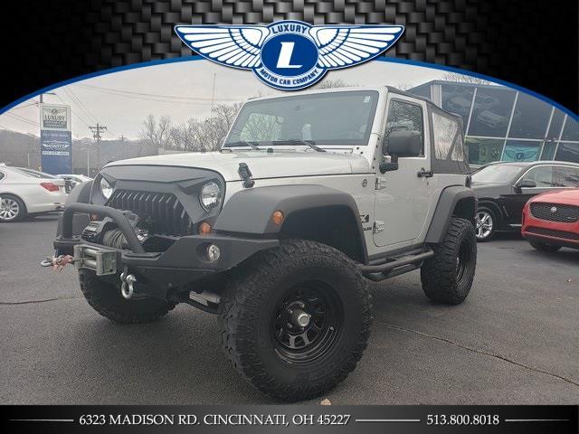 Used Jeep Wrangler X 2009 | Luxury Motor Car Company. Cincinnati, Ohio