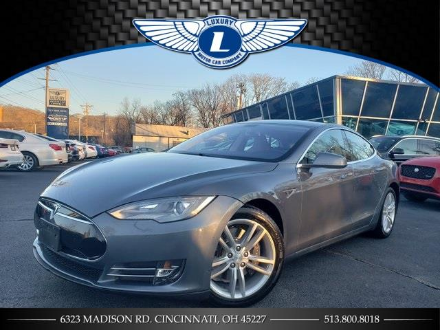 Used 2014 Tesla Model s in Cincinnati, Ohio | Luxury Motor Car Company. Cincinnati, Ohio