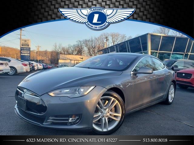 Used Tesla Model s Base 2014 | Luxury Motor Car Company. Cincinnati, Ohio