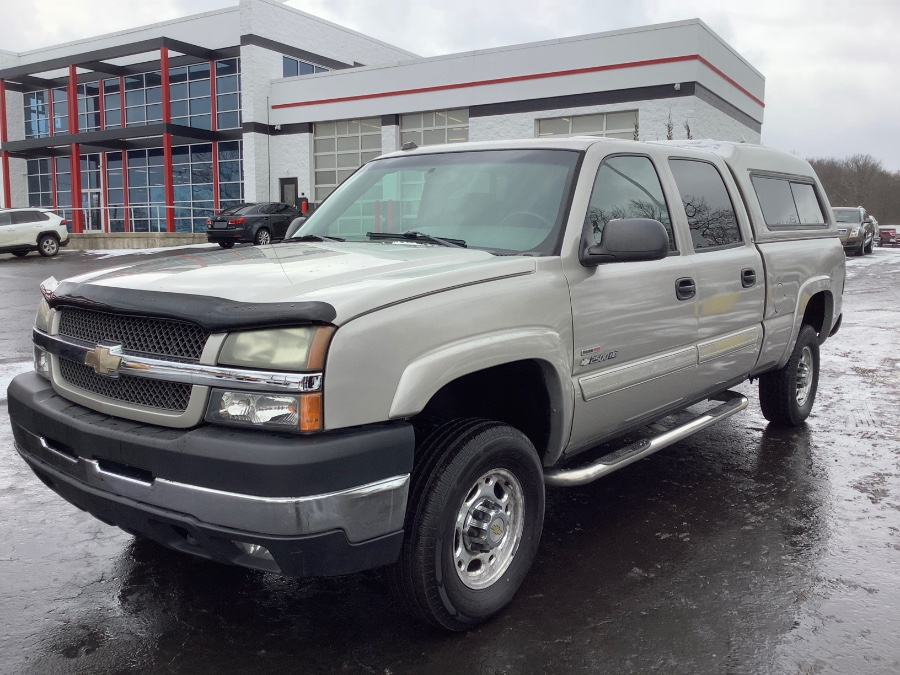 "Used Chevrolet Silverado 2500HD Crew Cab 153"" WB LS 2004 