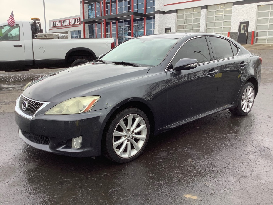 Used Lexus IS 250 4dr Sport Sdn Auto AWD 2009 | Marsh Auto Sales LLC. Ortonville, Michigan