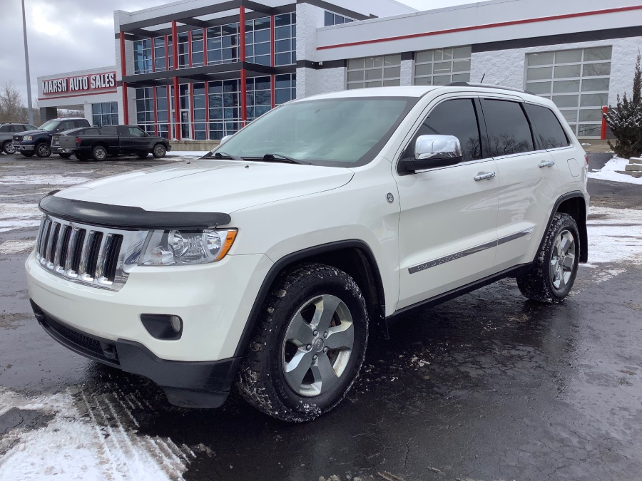 Used Jeep Grand Cherokee 4WD 4dr Laredo 2012 | Marsh Auto Sales LLC. Ortonville, Michigan