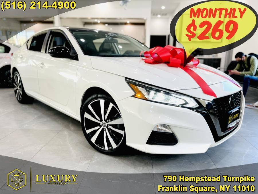 Used 2020 Nissan Altima in Franklin Square, New York | Luxury Motor Club. Franklin Square, New York