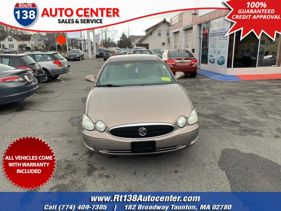 Used 2006 Buick LaCrosse in Taunton, Massachusetts | Rt 138 Auto Center Inc . Taunton, Massachusetts