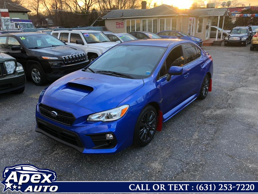 Used 2018 Subaru WRX in Selden, New York | Apex Auto. Selden, New York