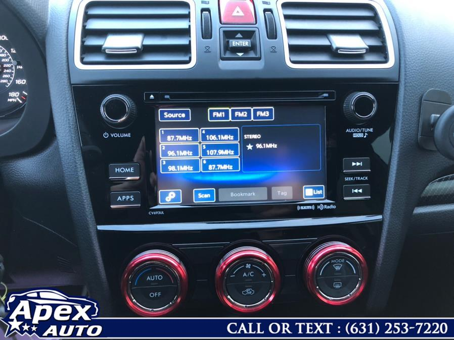 Used Subaru WRX Manual 2018 | Apex Auto. Selden, New York