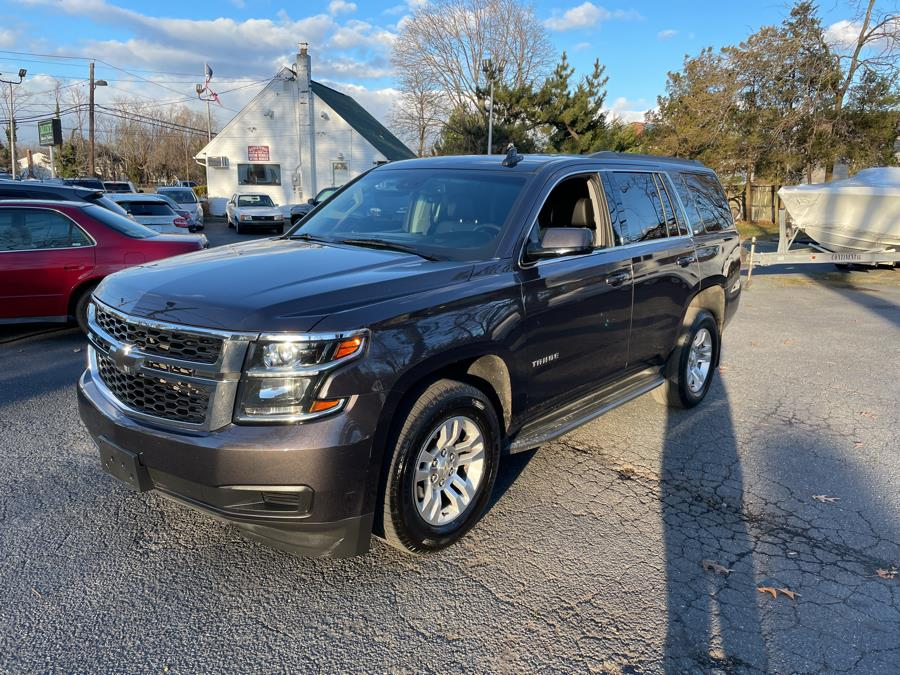 Used Chevrolet Tahoe 4WD 4dr LT 2016 | Mint Auto Sales. Islip, New York