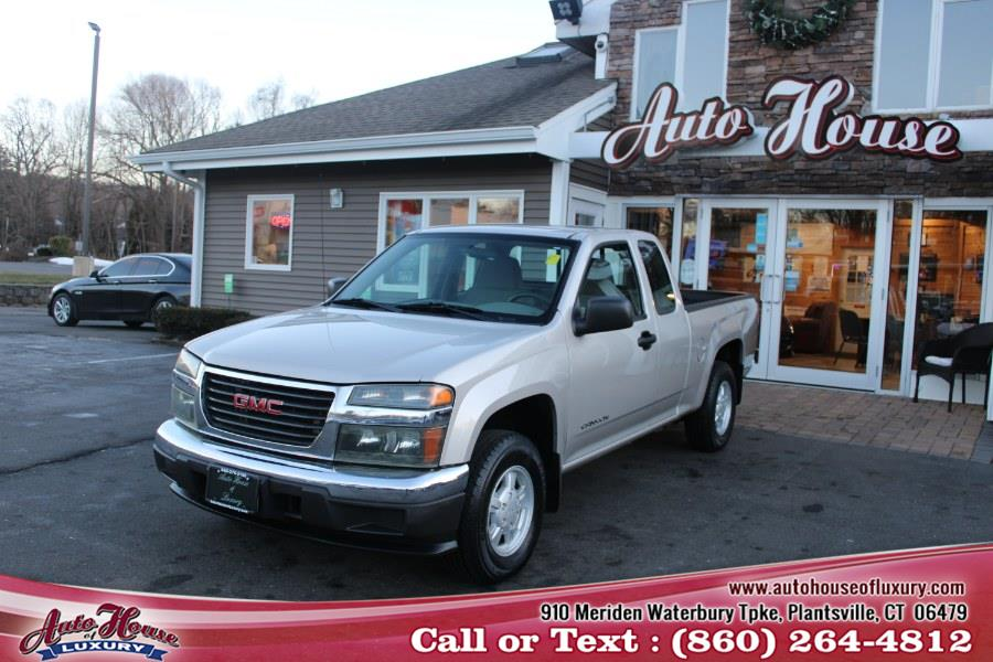 Used 2005 GMC Canyon in Plantsville, Connecticut | Auto House of Luxury. Plantsville, Connecticut